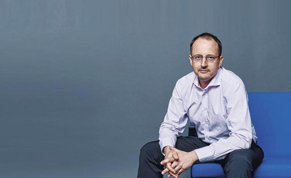 """"""" Je conseille aux entreprises concernées de constituer dès à présent une équipe de travail. """" Emmanuel Vercaeren, expert chez Agoria, pg"""