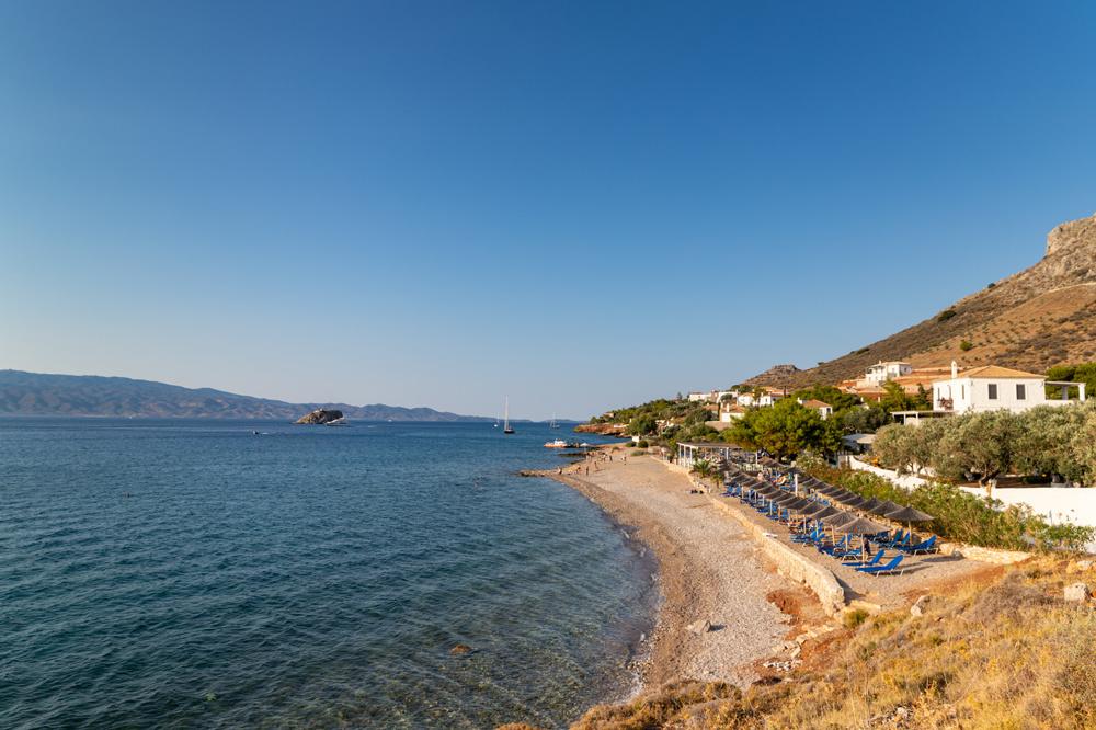 Vlychos, sur l'île d'Hydra, en Grèce, Flickr