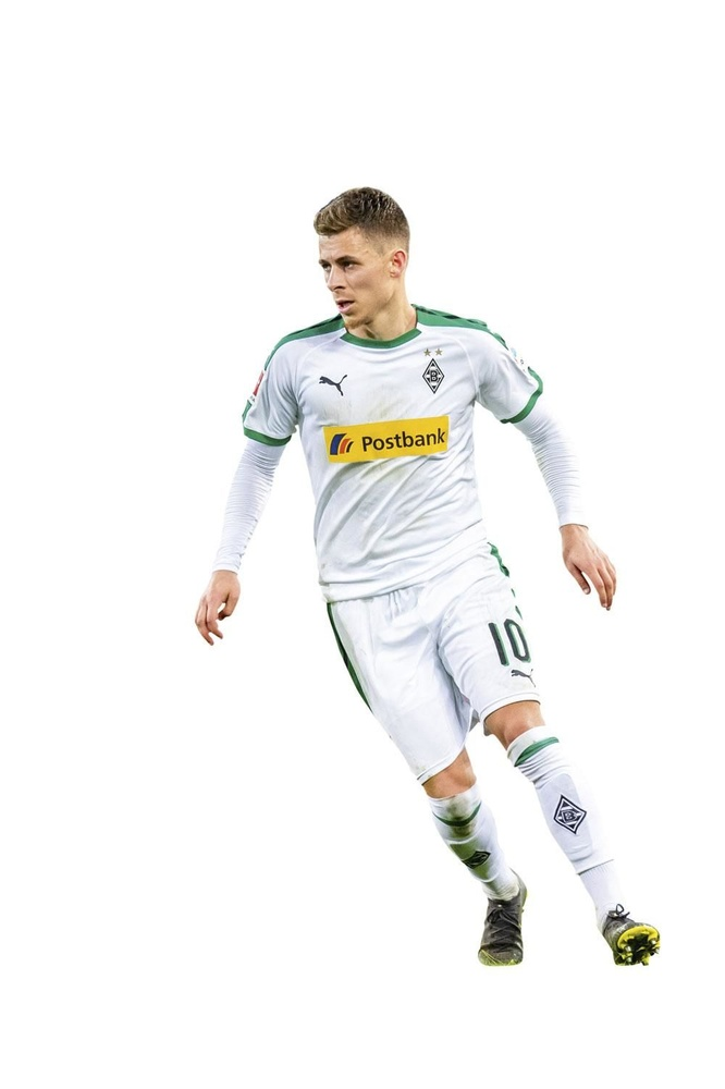 Thorgan Hazard (26), BELGAIMAGE