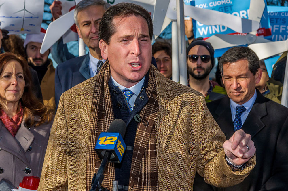 Todd Kaminsky, Getty Images