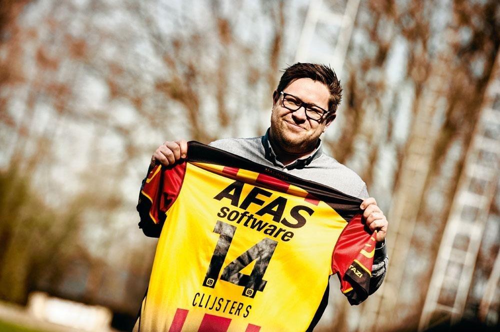Supporter Sem Clijsters uit Bree, over hoe KV zijn nonkel Lei eerde bij diens dood: 'Ze tonen in Mechelen zoveel respect.', belgaimage - Christophe Ketels