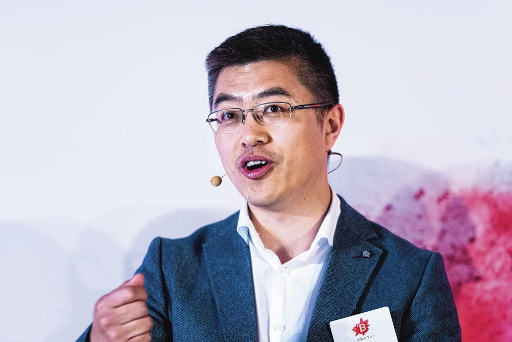 Allen Yao (Huawei Belgique), DANN
