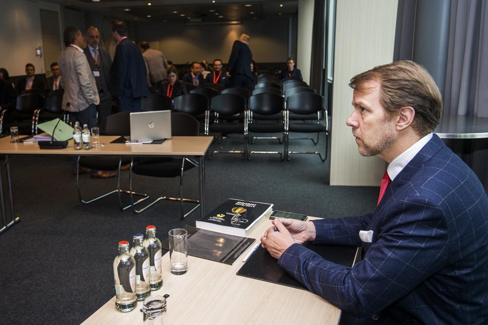Bondsprocureur Kris Wagner wordt door zowel Waasland-Beveren als KV Mechelen 'een tunnelvisie' aangewreven., Belga Image