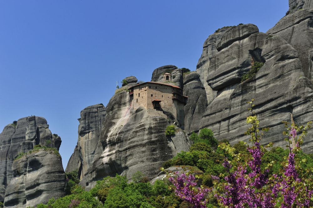 Meteora, Getty Images
