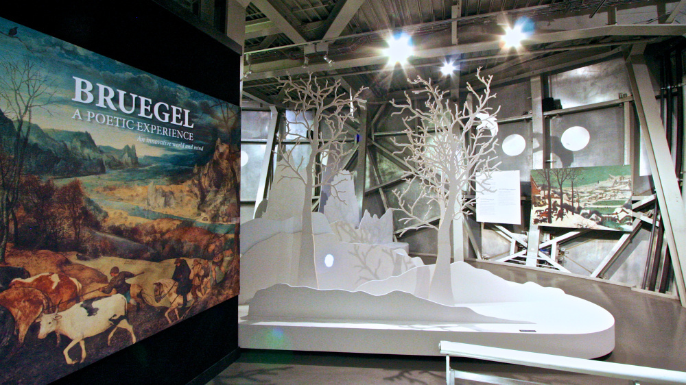 Expo Breugel in het Atomium., www.atomium.be,sofam