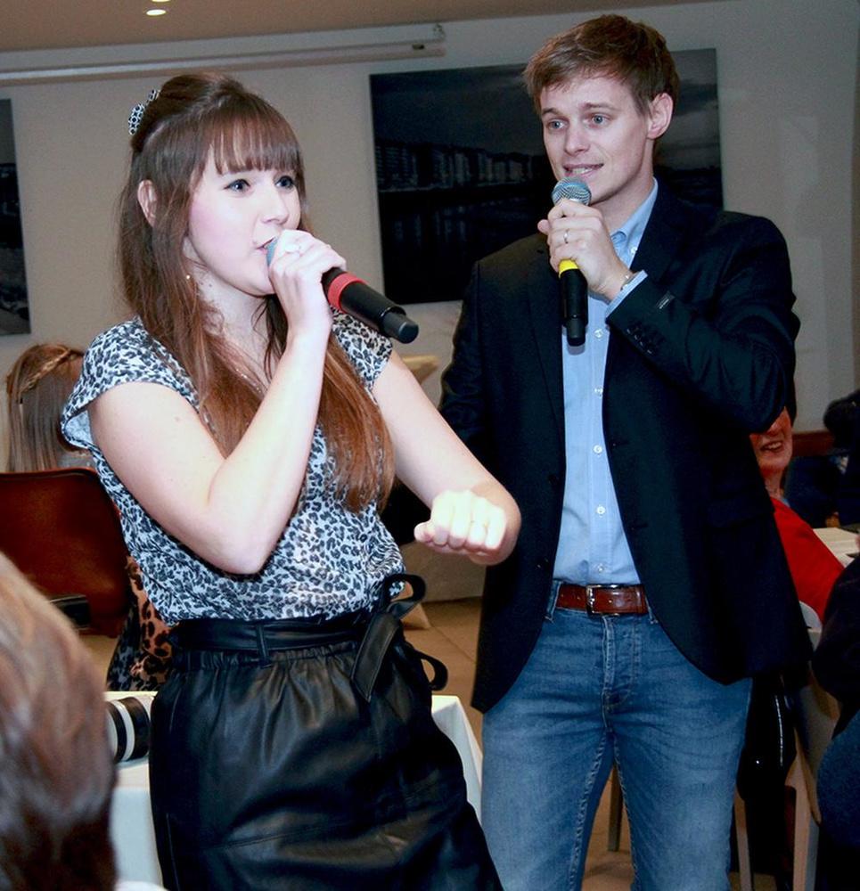 Kevin & Romina, samen in actie., FODI & Daniël