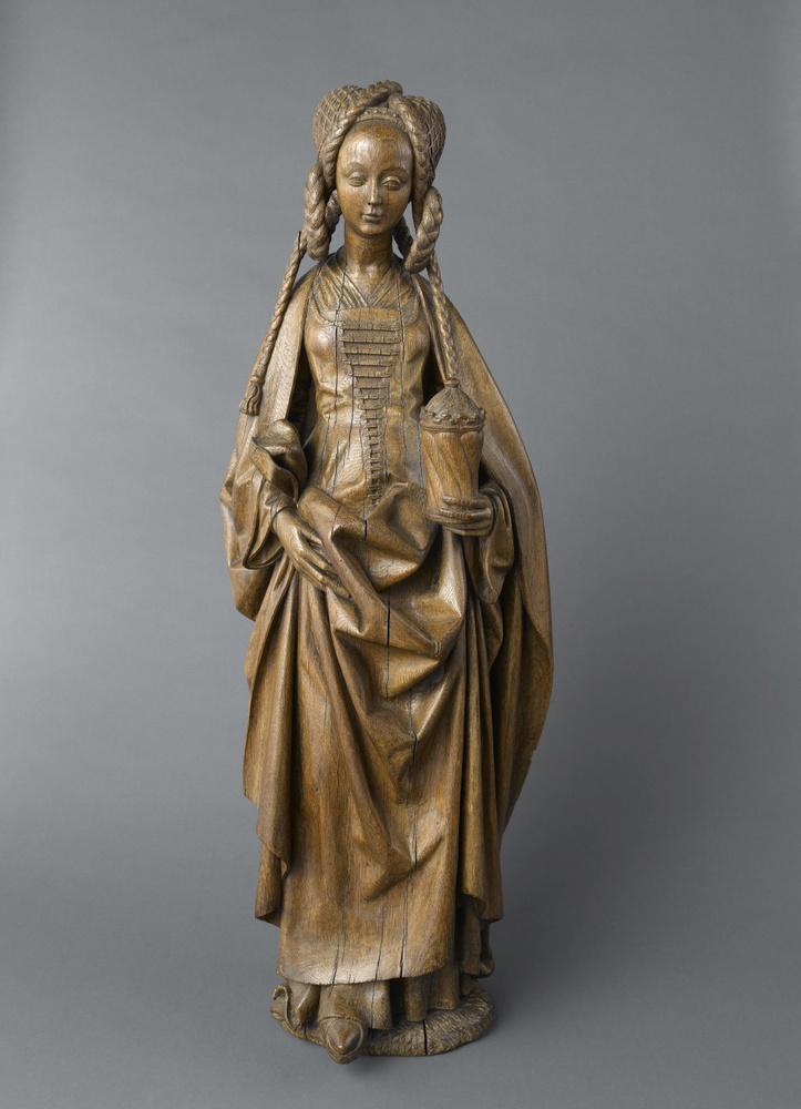 Maria Magdalena, RMN-Grand Palais (musée de Cluny - musée national du Moyen-Âge)