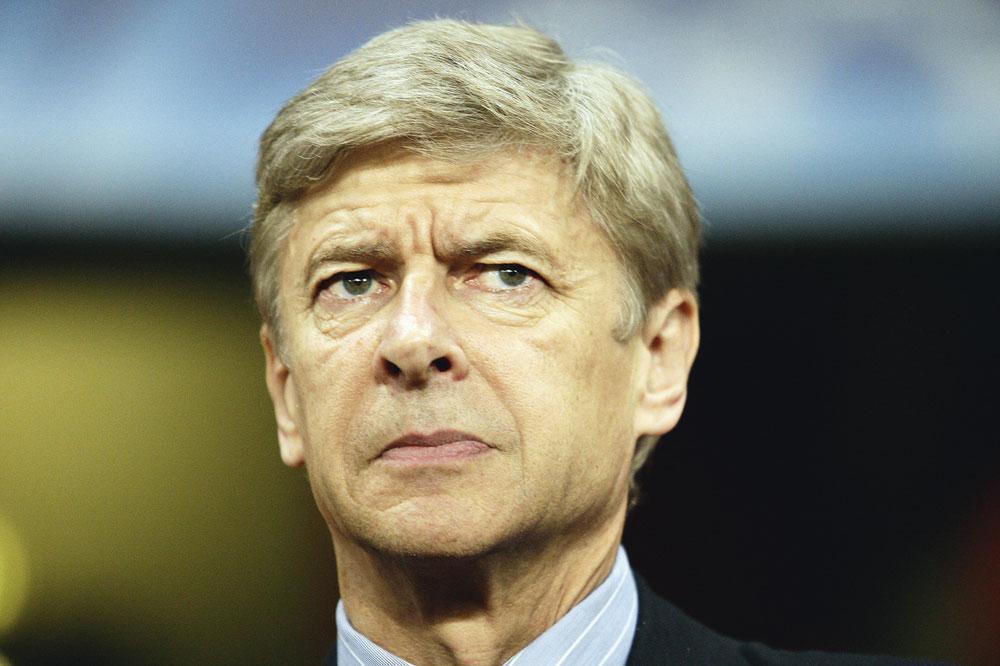 Onder Arsène Wenger trok Arsenal de kaart van de jeugd., BELGAIMAGE