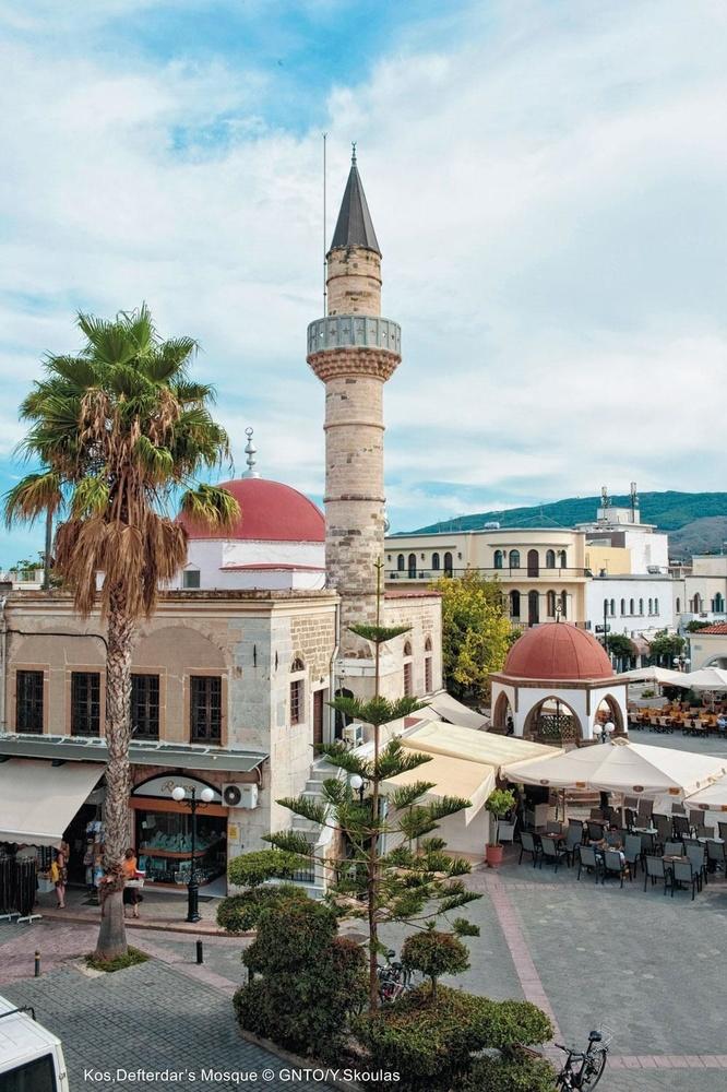 Mosquée de Defterdar., SDP
