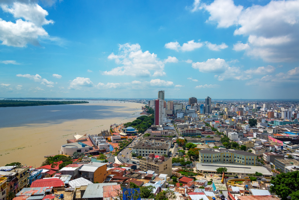 Guayaquil, Getty Images