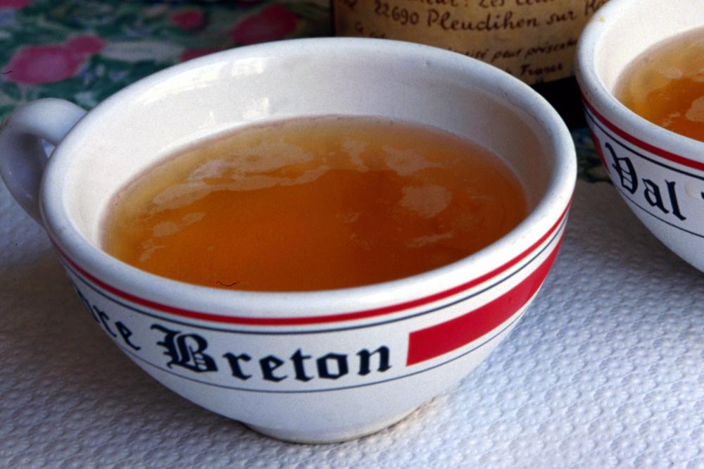 En Bretagne, le cidre se boit dans un bol, Getty Images