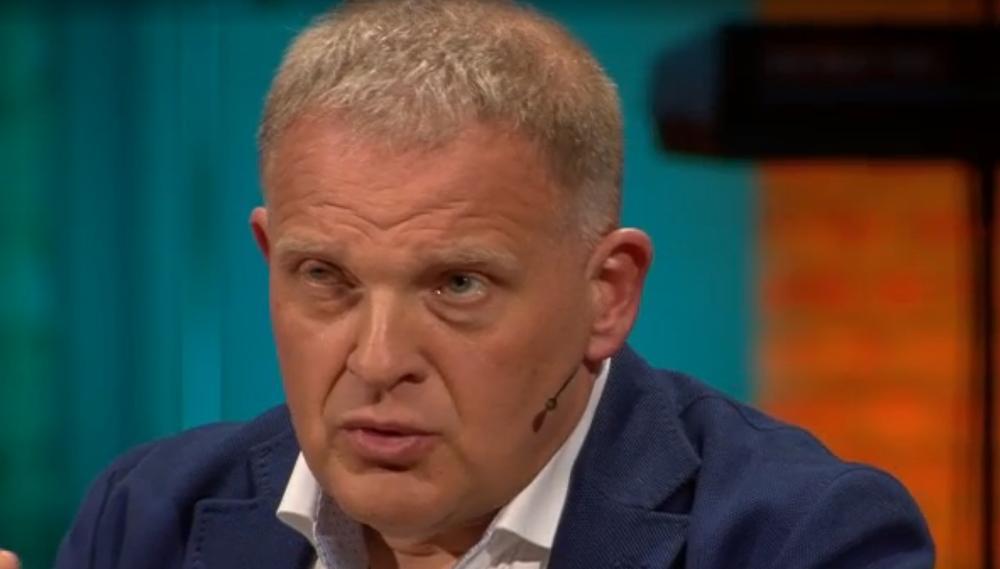 Politierechter Geert Vandaele., Screenshot VRT
