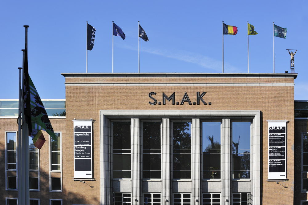 S.M.A.K. in Gent, Getty Images