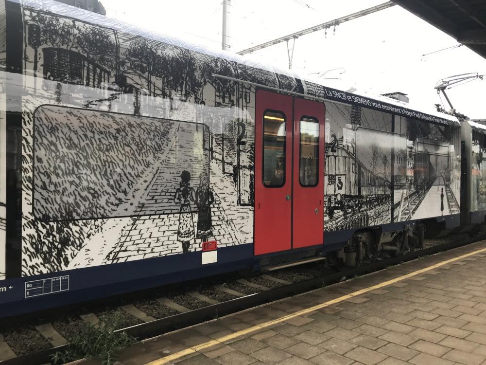 Train World, Belga