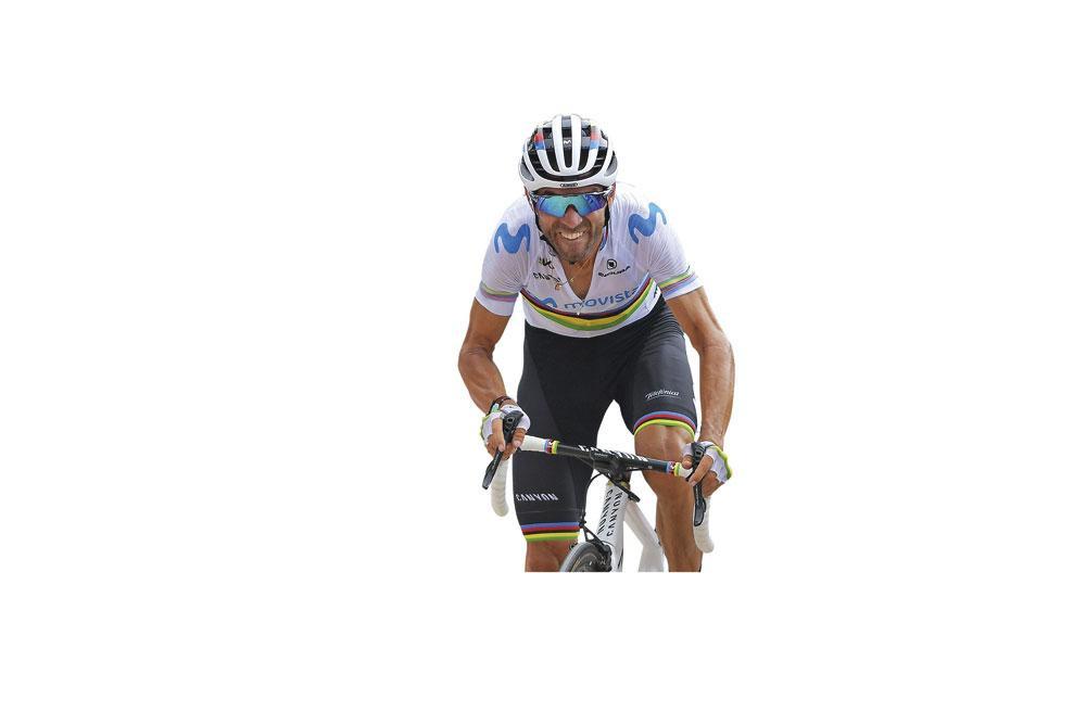 Alejandro Valverde, GETTY