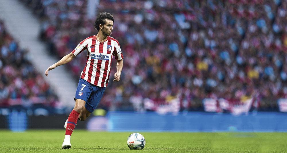 Soufflé pour 126 millions à la concurrence européenne, João Félix, à la fois percutant, fin techniquement et mature tactiquement, a déjà marqué les esprits et claqué des buts., GETTY
