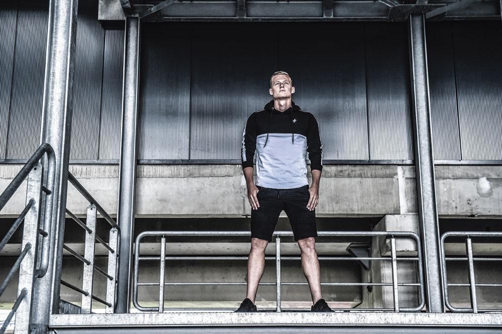 Nikola Storm: 'Als ik dit seizoen bij twintig goals betrokken kan zijn, zal ik heel tevreden zijn.', KOEN BAUTERS