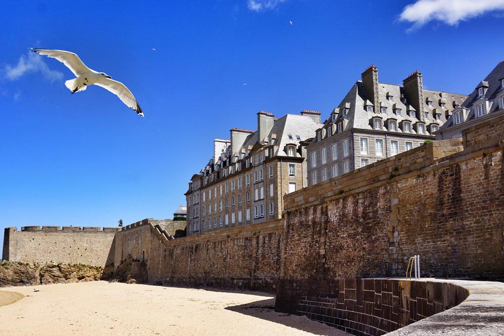 Saint-Malo, Getty