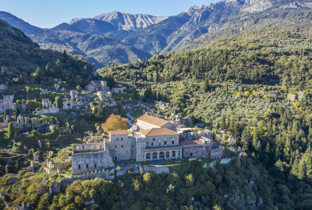 Mystras, Getty Images