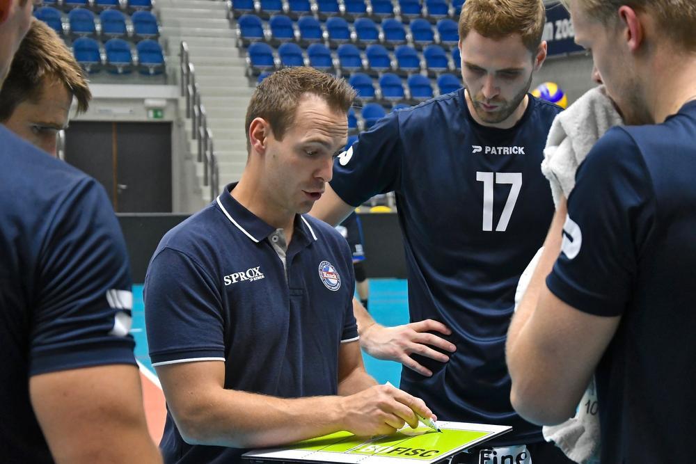 Coach Jan Vanmedegael., MPM