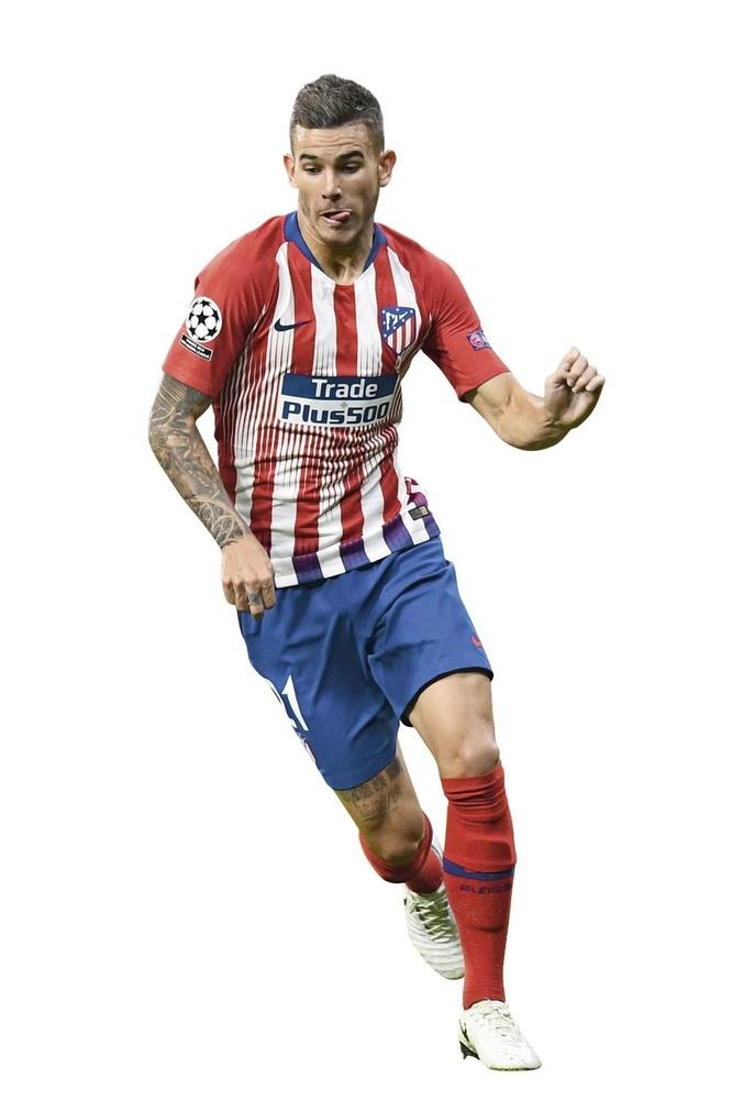 Le transfert numéro un : Lucas Hernandez, BELGAIMAGE