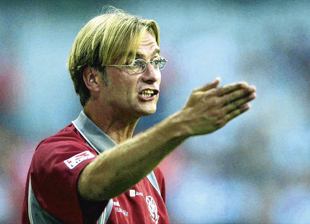 Als beginnend trainer bij Mainz: 'Toen ik daar slaagde, was ik compleet bevrijd, want ik wist dat ik de job aankon.', GETTY