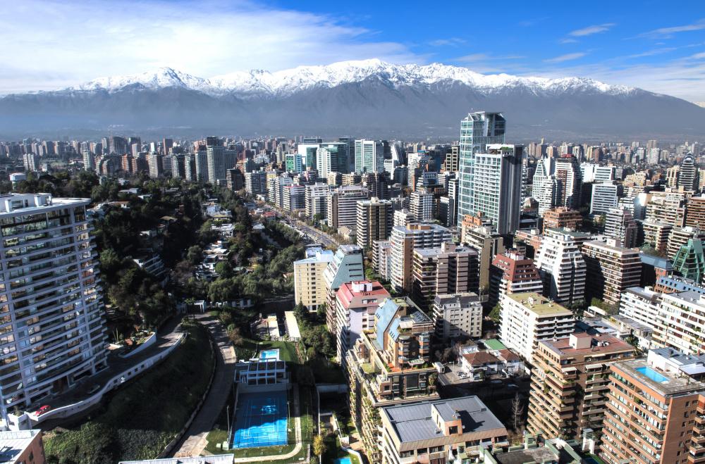 Santiago de Chili, Getty Images