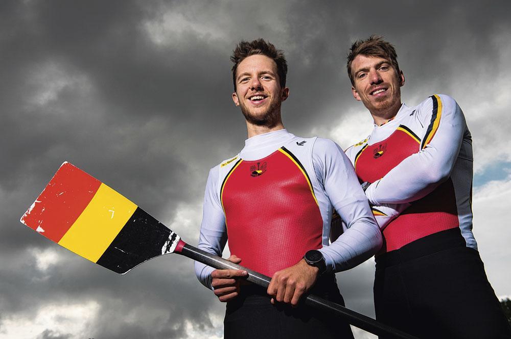 Niels Van Zandweghe en Tim Brys., BELGA