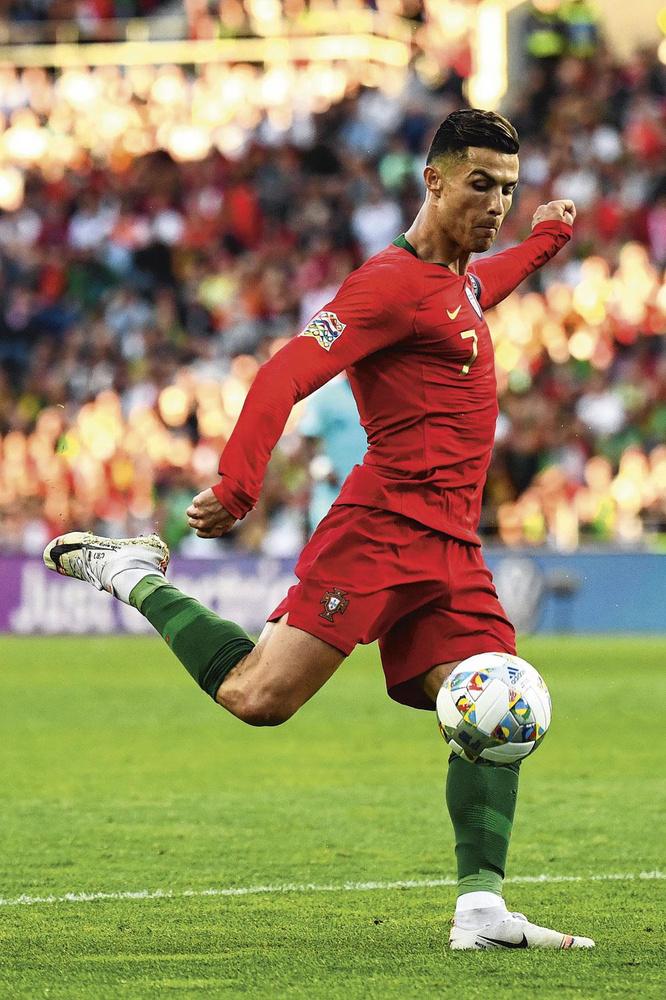Cristiano Ronaldo, BELGAIMAGE