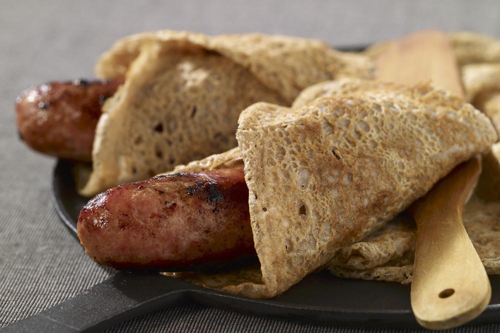 La fameuse galette saucisse, Getty Images