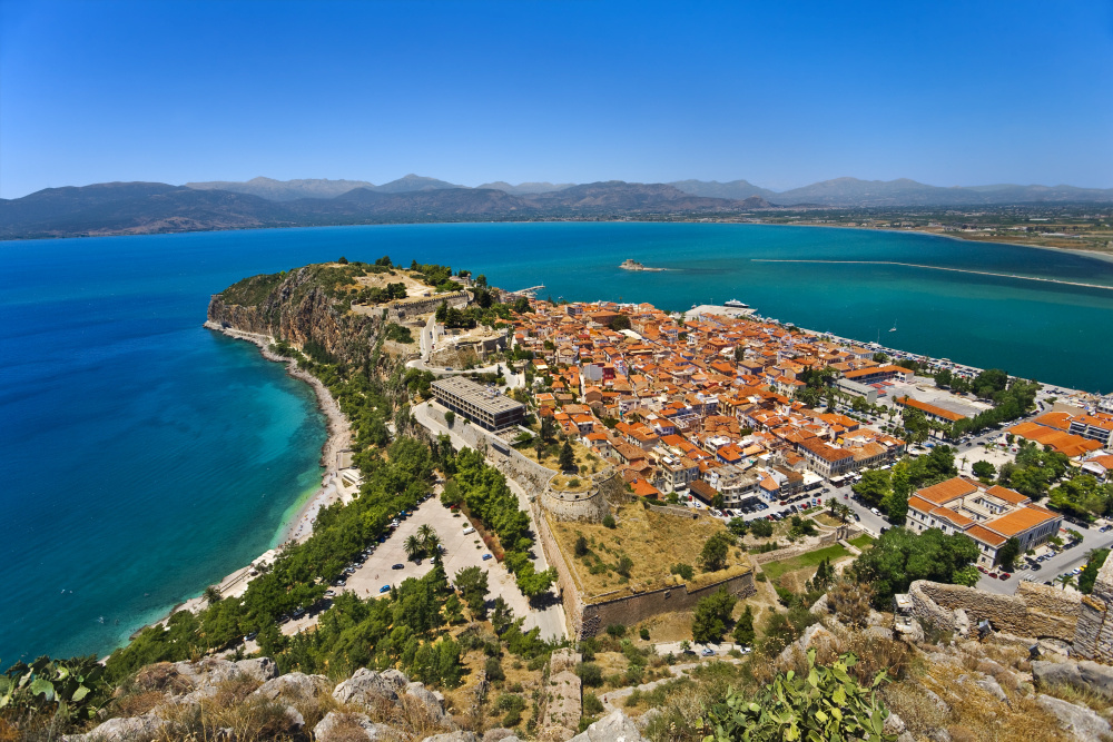 Nafplio, Getty Images