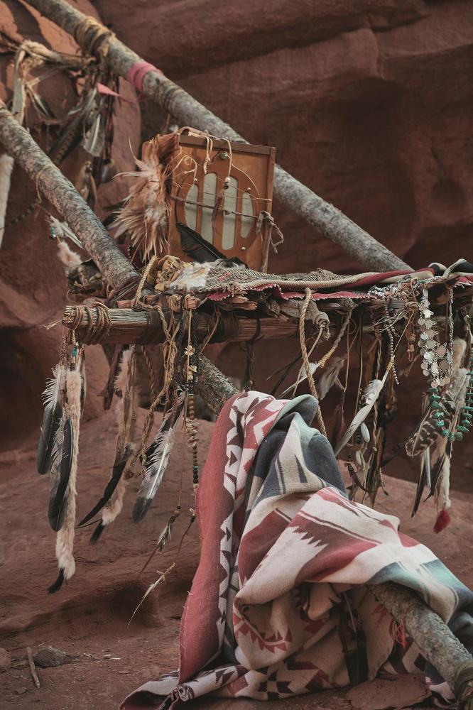 Les références culturelles visuelles n'appartiennent à aucune tribu en particulier., Eric Guillemain pour Parfums Christian Dior