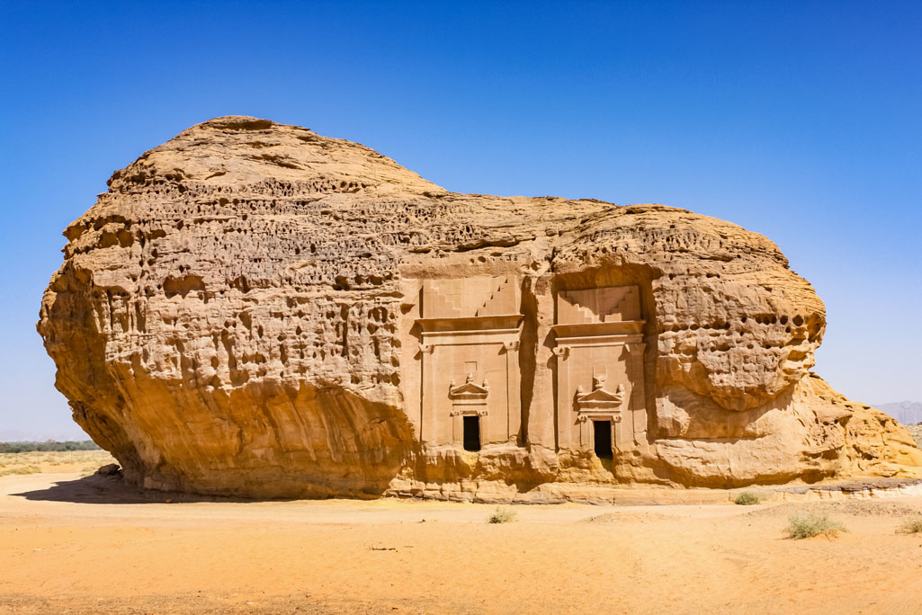 Site de Madain Saleh, Getty Images