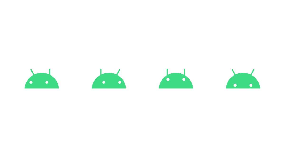 Het nieuwe logo van Android, Android