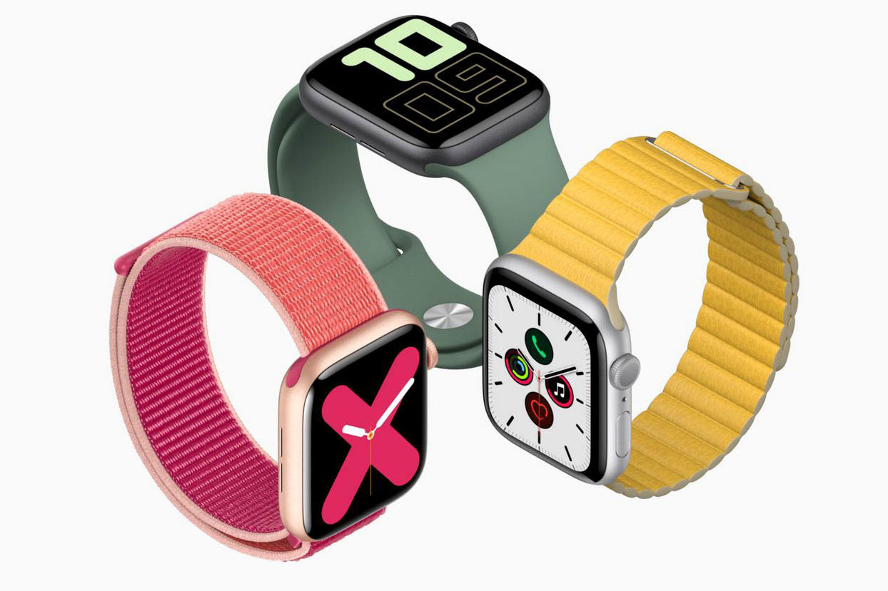 Apple Watch Series 5, Apple