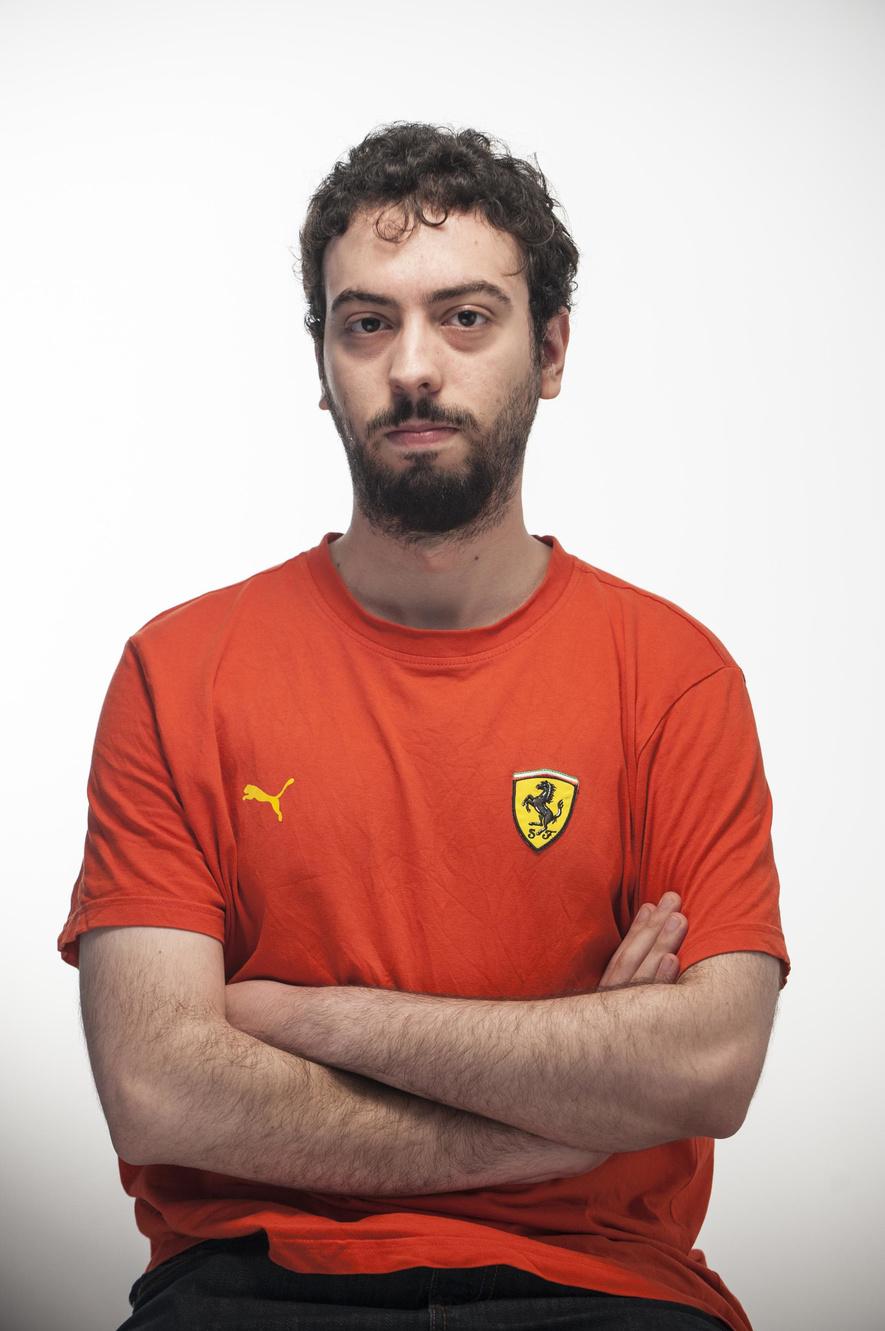 Het Belgische team wordt geleid door David Sanmartin, , .