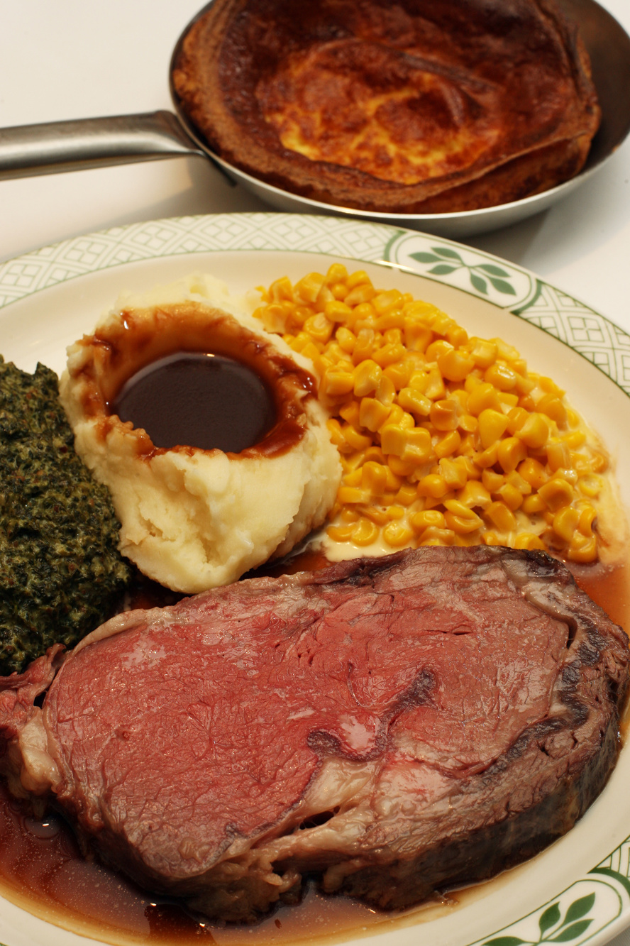 Rosbeef et Yorkshire pudding, Getty Images