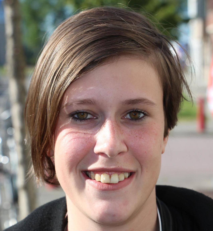 Cynthia Houtteman., TVH