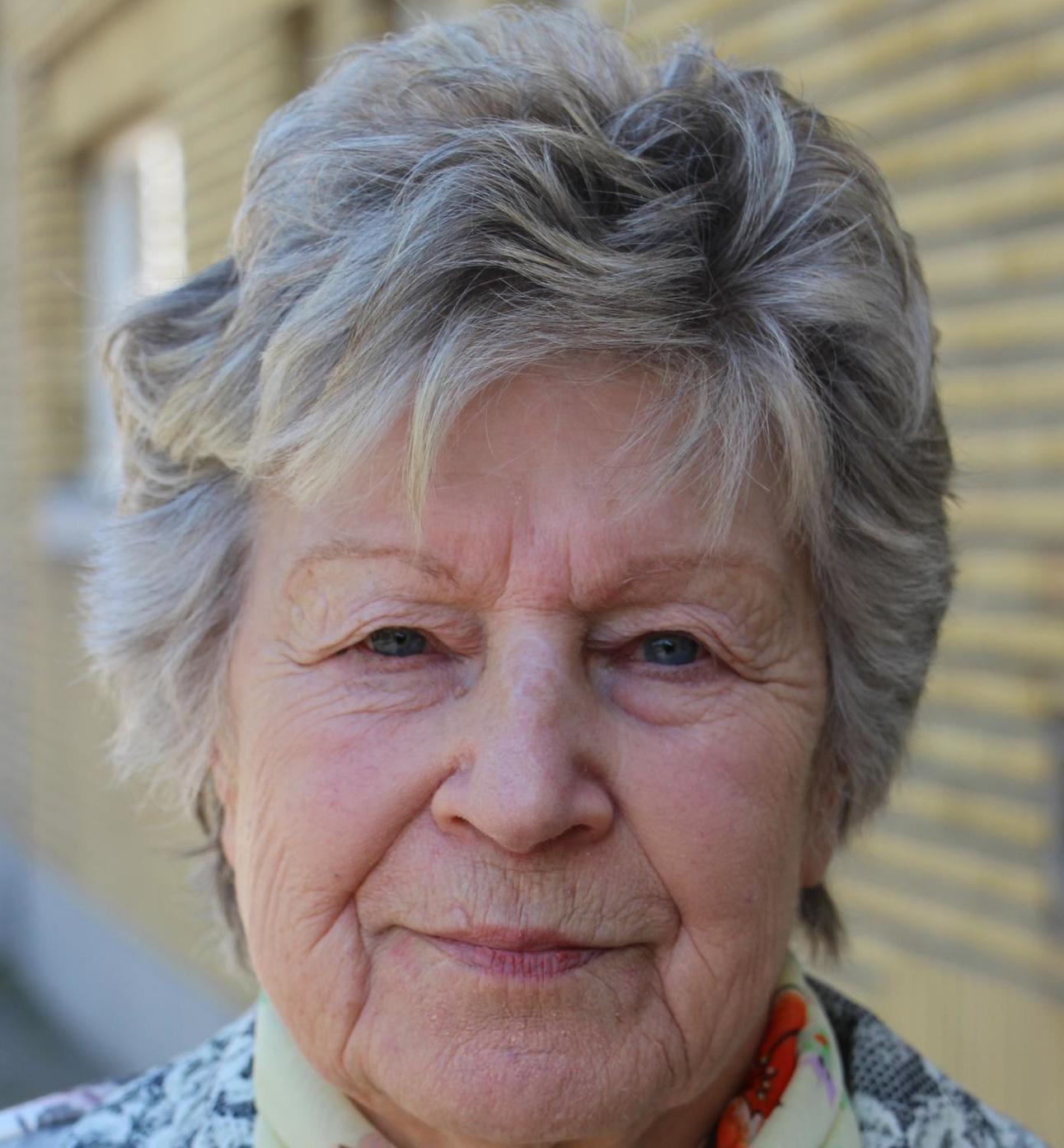 Ghislaine Dusoir., TVH