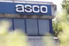 Le fabricant de pièces d'avion Asco piraté
