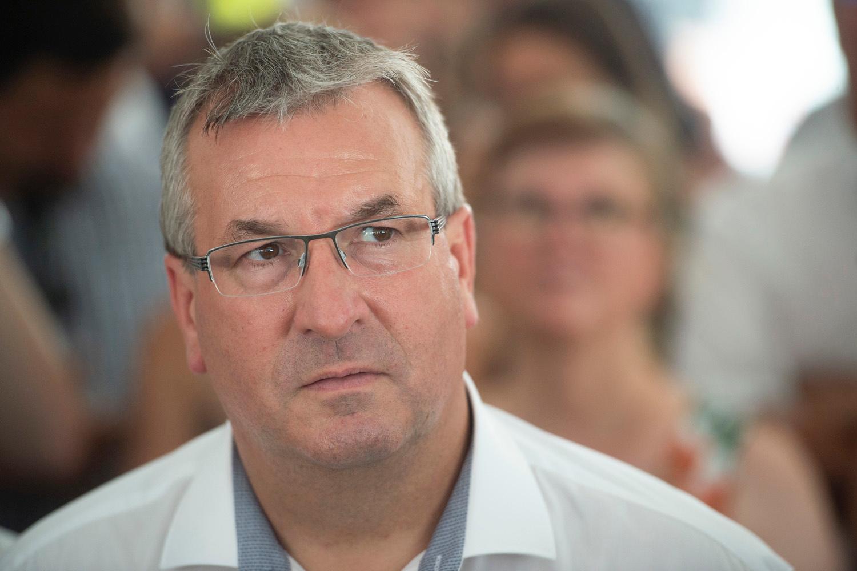Pierre-Yves Jeholet, BELGA IMAGE