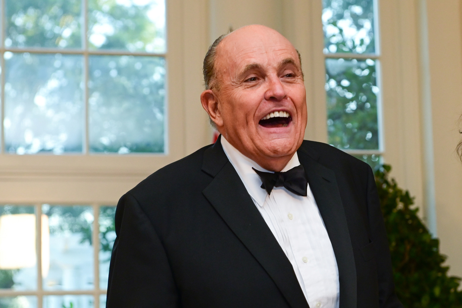 Rudy Giuliani, REUTERS/Erin Scott