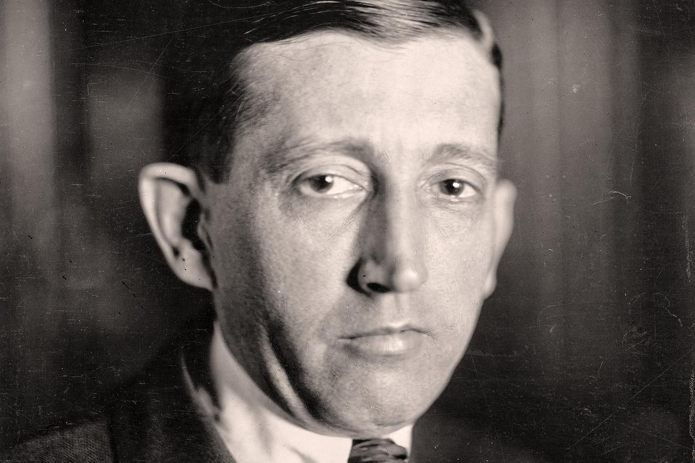 William Hays vers 1921, domaine public