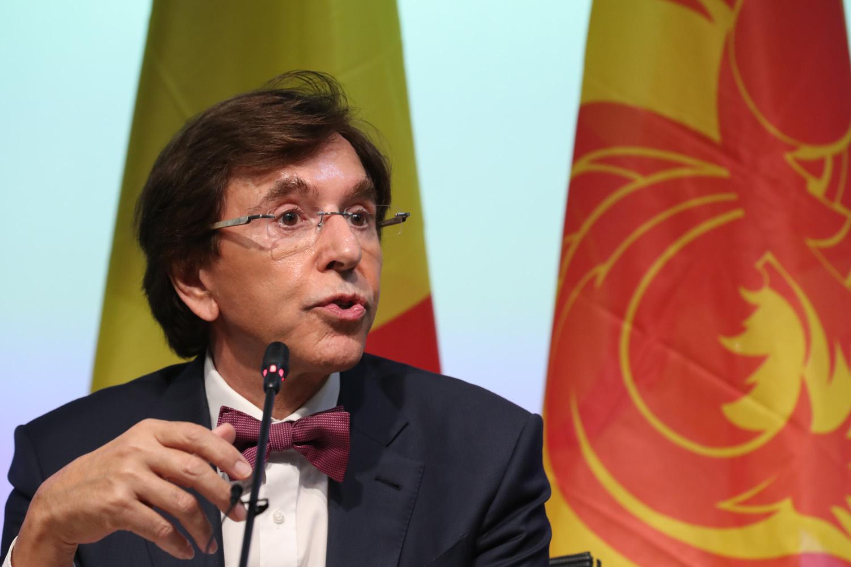 Elio Di Rupo, BELGA IMAGE