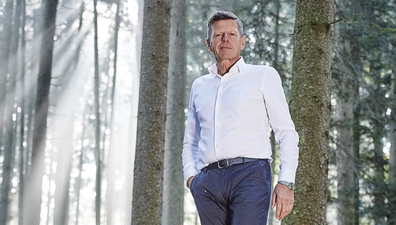 Georg Emprechtinger - véritable moteur de l'entreprise TEAM 7, TEAM 7