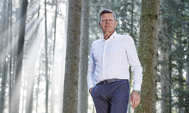 Georg Emprechtinger - bedrijfsleider, inspirator en eigenaar van TEAM 7, TEAM 7
