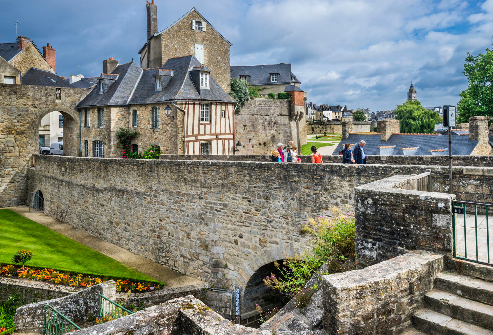 Les remparts, Getty Images