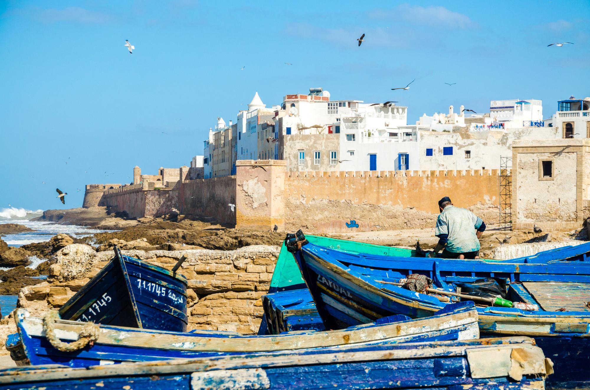 Essaouira - Maroc, Gettyimages