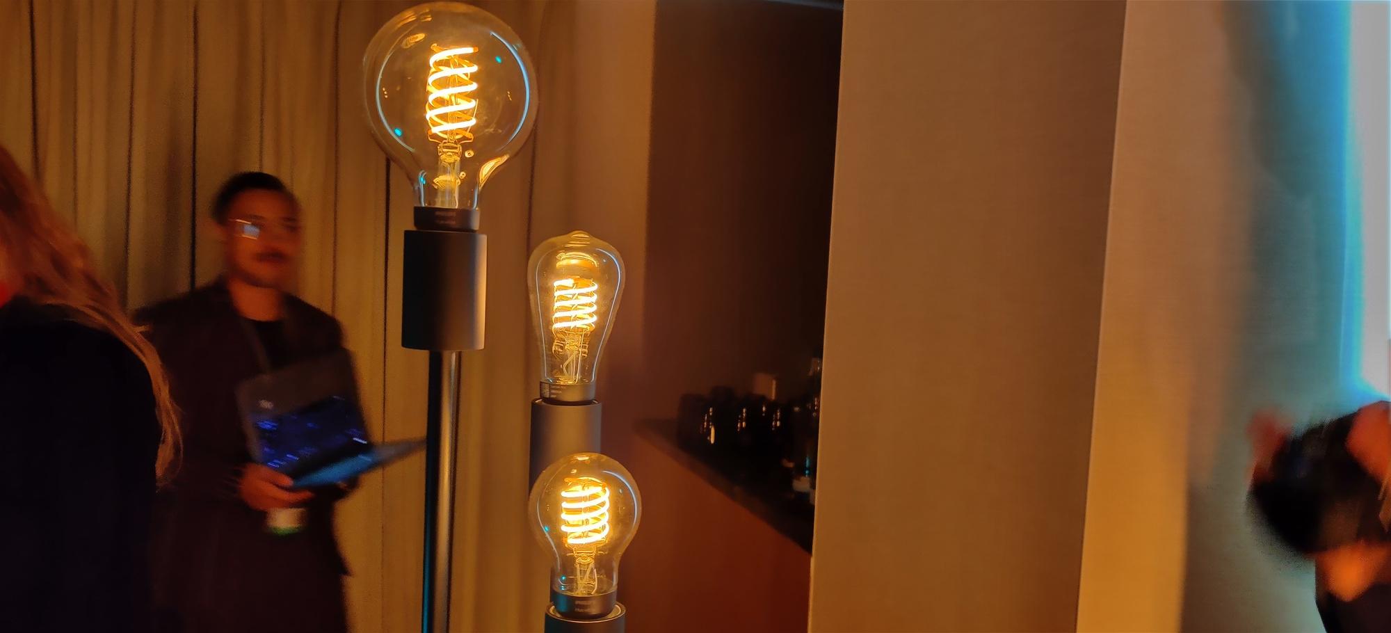 De Filament bulbs, PVL