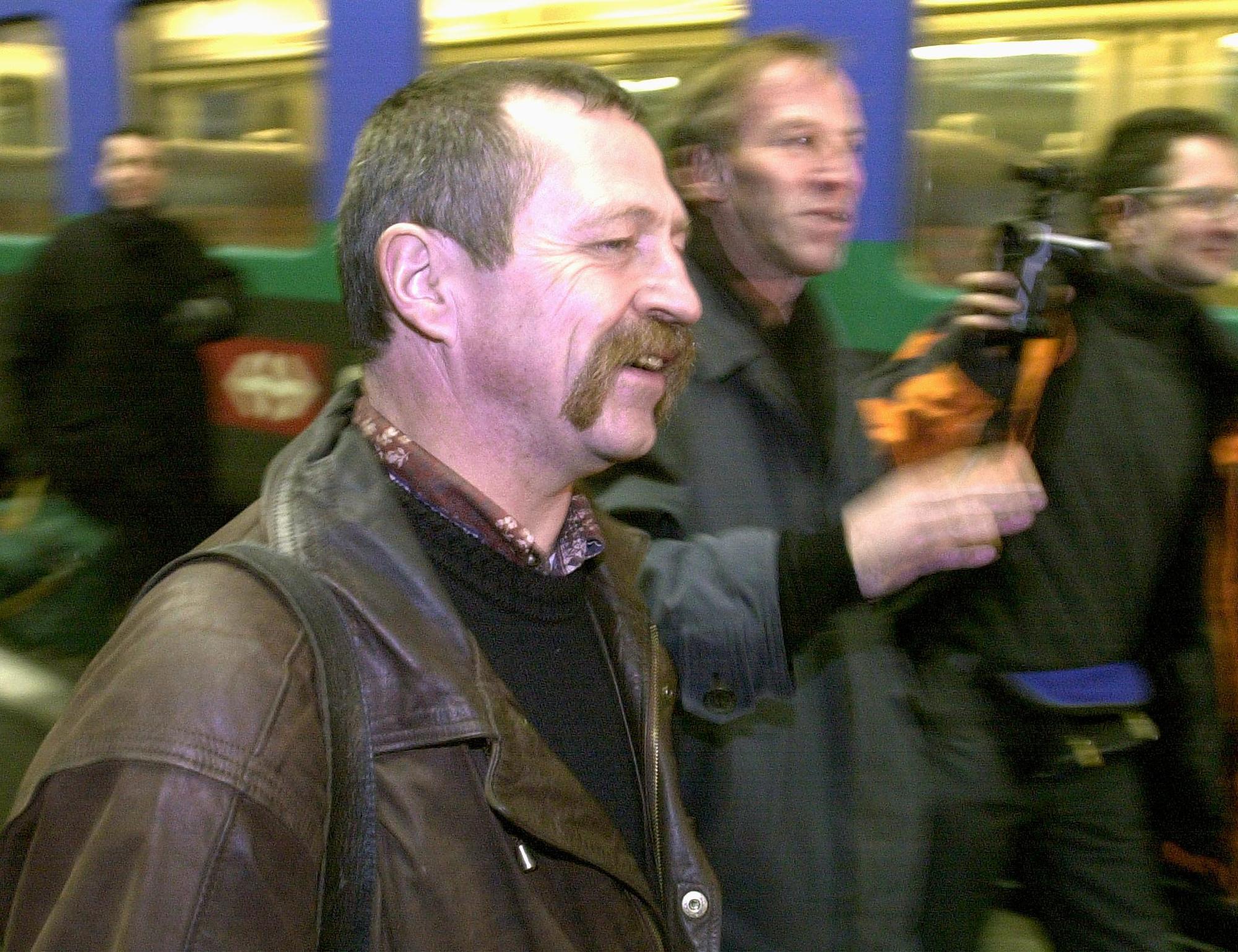 José Bové (2000), belgaimage
